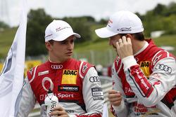尼克·穆勒, 罗斯伯格-奥迪运动车队,奥迪 RS 5 DTM,和Jamie Green,奥迪运动车队Abt Sportsline,奥迪 RS 5 DTM