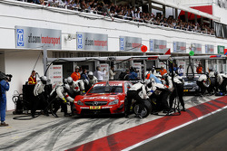 Vitaly Petrov, Mercedes AMG DTM-Team M¸cke DTM Mercedes AMG C-CoupÈ e Christian Vietoris, Mercedes A