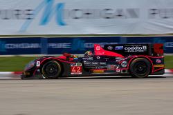 #42 OAK Racing Nissan Morgan: Gustavo Yacaman & Alex Brundle