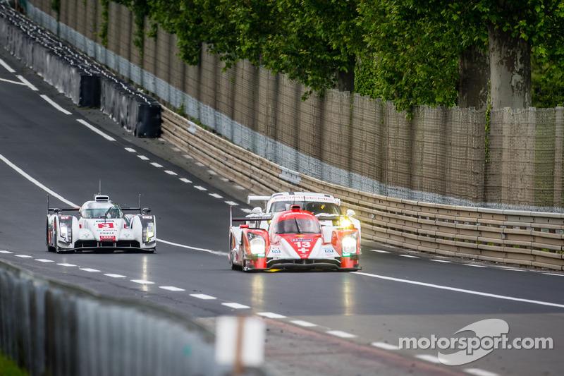 #13 Rebellion Racing Rebellion R-One - Toyota: Dominik Kraihamer, Andrea Belicchi, Fabio Leimer, #3