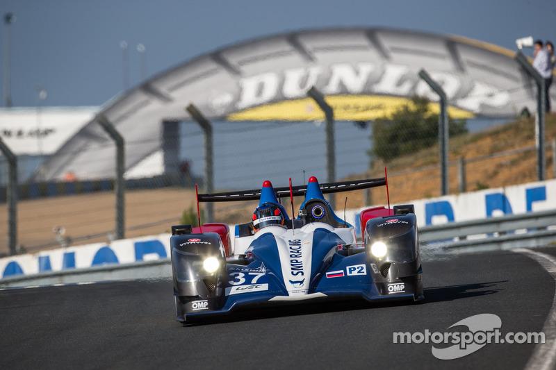 #37 SMP Racing Oreca 03 - 日产: 基里尔·拉德金, 尼古拉·米纳西安, 毛里奇奥·梅迪安尼