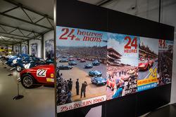 Visita ao museu da 24 Horas de Le Mans