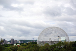 The Montreal Expo 67 dome