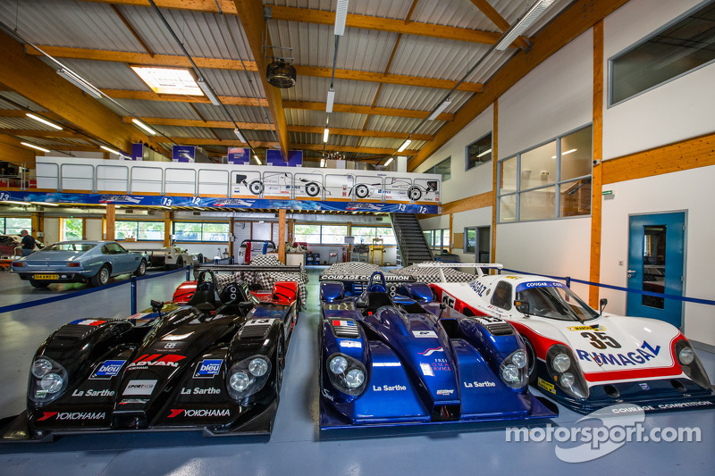 Courage Compétition: Courage Le Mans prototipo