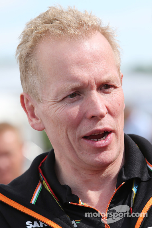 Andrew Green, Sahara Force India F1 Team, Technischer Direktor