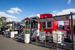 Thiriet By TDS Racing hospitality
