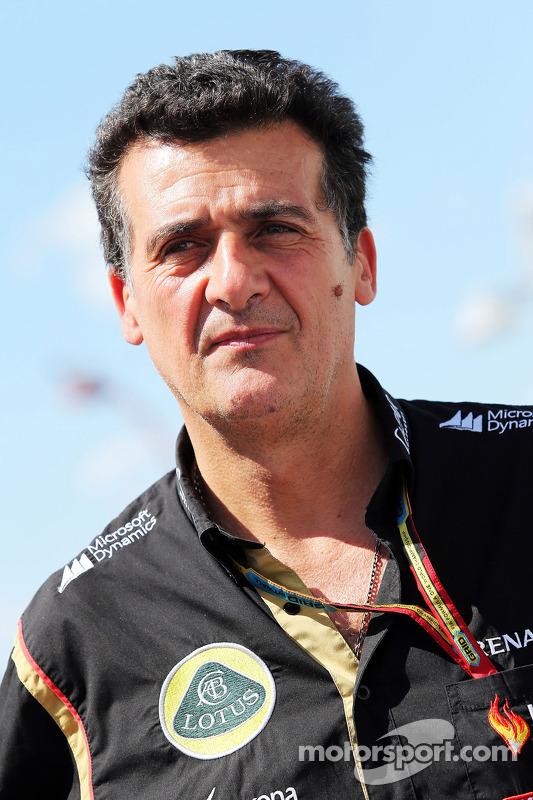 Federico Gastaldi, Lotus F1 Takımı Yardımcı Takım Patronu