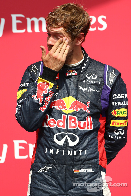 3. Sebastian Vettel, Red Bull Racing
