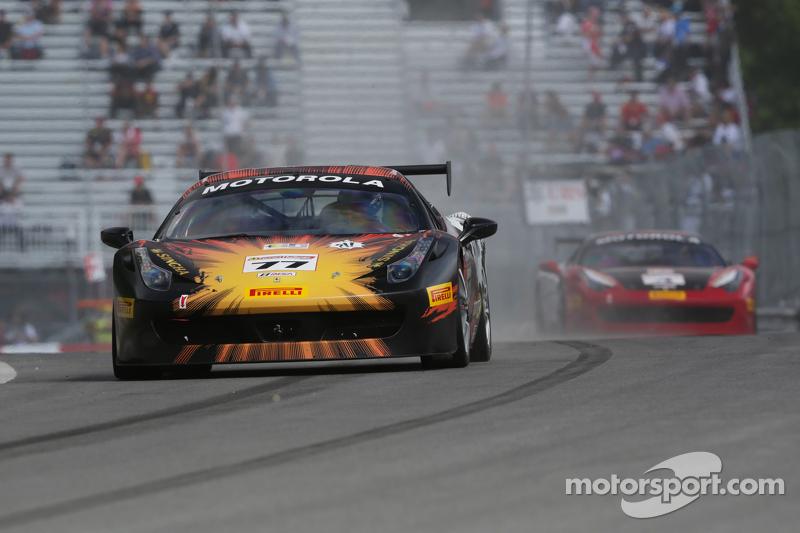 #77 Ferrari of Beverly Hills: Harry Cheung