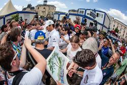 Romain Dumas and Mark Webber