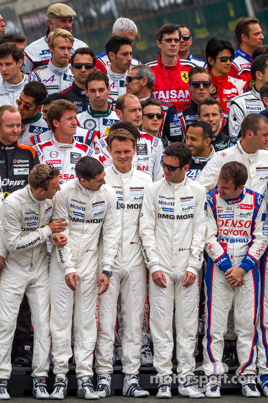 Pilotos das 24 Hours of Le Mans