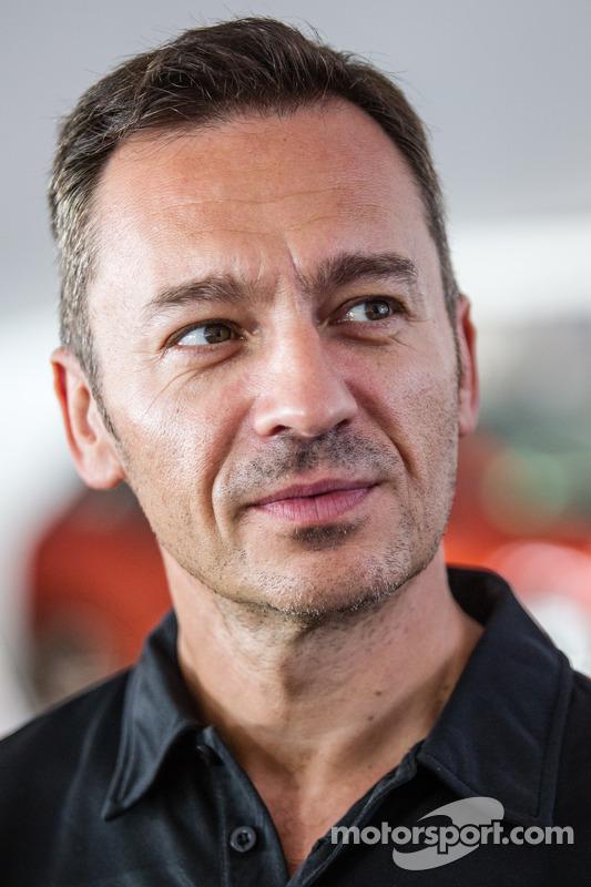 Apresentação do Lotus T129 LMP1: Christophe Bouchut