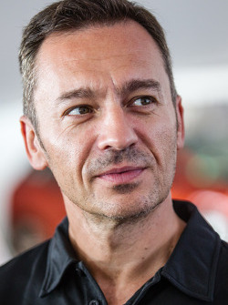 Lotus T129 LMP1 presentation: Christophe Bouchut