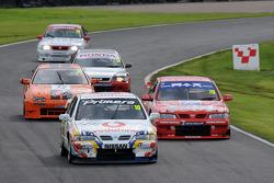 Dan Wheeler, Ex Anthony Reid 1997 BTCC Nissan Primera ST