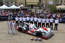 #38 Jota Sport Zytek Z11SN - Nissan: Simon Dolan, Harry Tincknell, Marc Gene