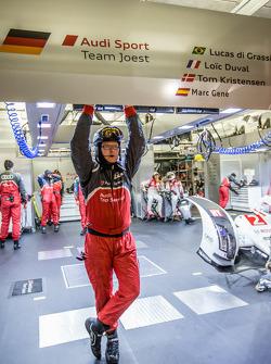 Membro da Audi Sport Team Joest