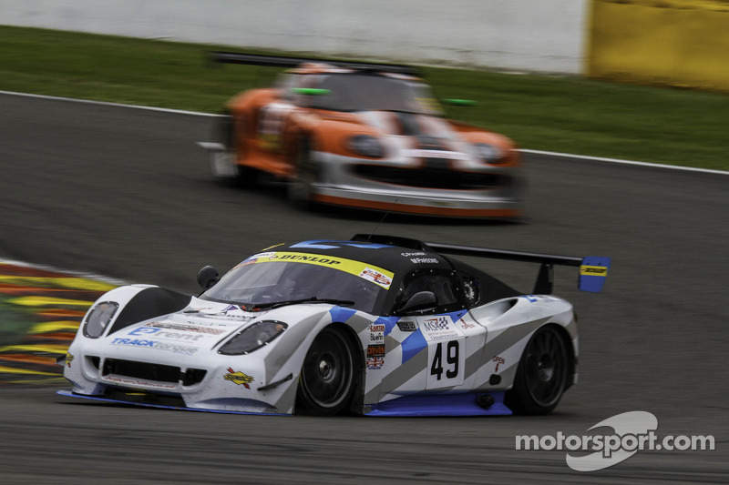 #49 Track Torque Racing 雪佛龙 GR8: Martin Parsons, Chrissy Palmer