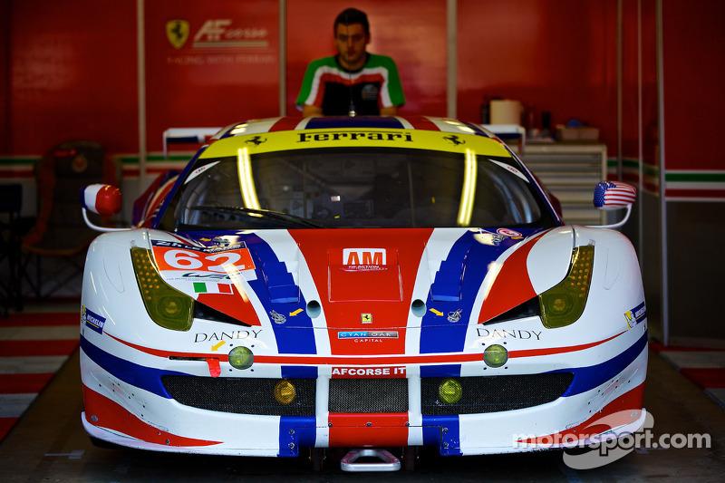 #62 AF Corse 法拉利 458 Italia
