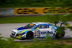 #14 GMG 奥迪 R8 Ultra: 詹姆斯·索夫罗纳斯