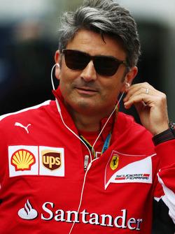 法拉利F1车队总监马可·马蒂亚奇