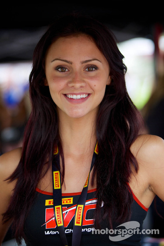 Pirelli World Challenge; meninas