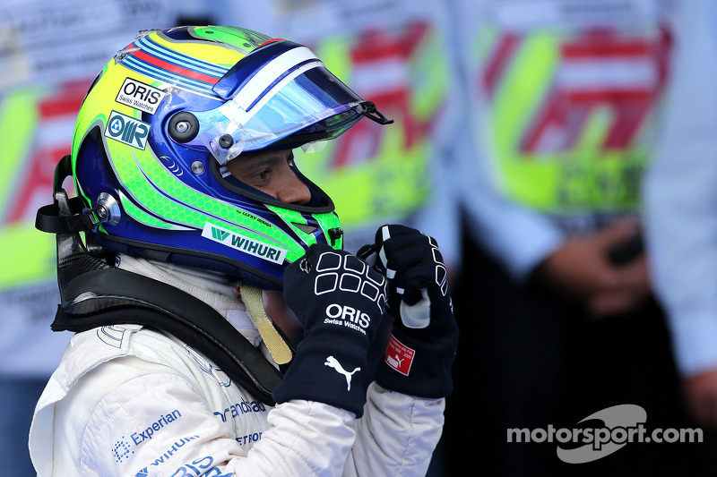 Felipe Massa, Williams F1 Takımı  21