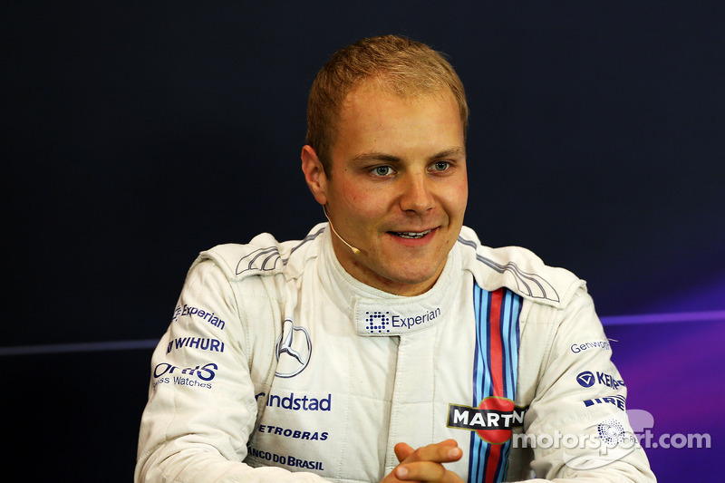 Valtteri Bottas, Williams alla conferenza stampa FIA