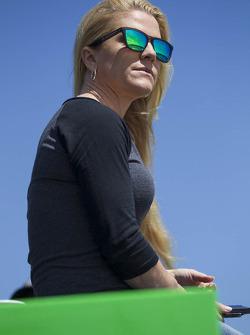 Patricia Driscoll, novia de Kurt Busch