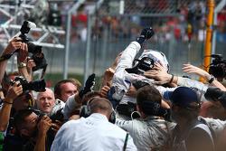 3rd place Valtteri Bottas, Williams FW36
