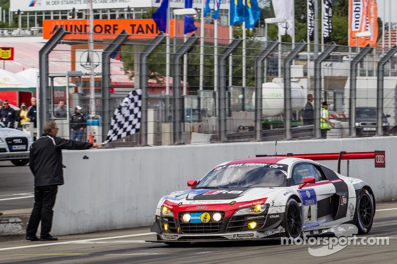2014: #4 Phoenix Racing, Audi R8 LMS ultra