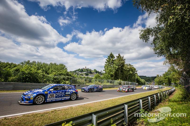 Via: #205 Mathilda Racing Volkswagen Scirocco GT-24: Michael Paatz, Klaus Niedzwiedz, Johannes Stuck, Wolfgang Haugg