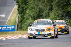 #312 宝马 M235i Racing: Jörg Wiskirchen, Carsten Welschar, David Ackermann