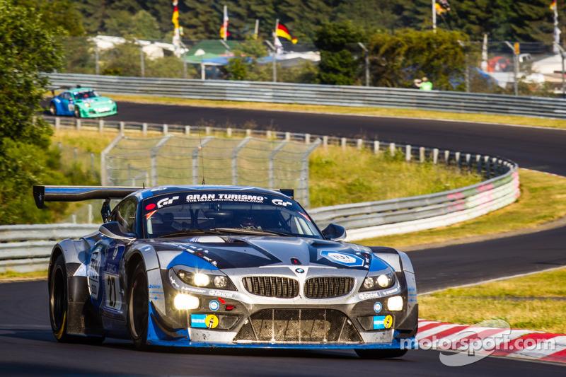 #27 Walkenhorst Motorsport 宝马 Z4 GT3: 拉尔夫·厄费尔豪斯, 亨利·瓦尔肯霍斯特, 斯蒂凡·奥斯特, 彼得·波萨维奇