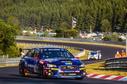 #118 Subaru Tecnica International Subaru WRX STI: Toshihiro Yoshida, Kota Sasaki, Marcel Lasée, Carlo van Dam
