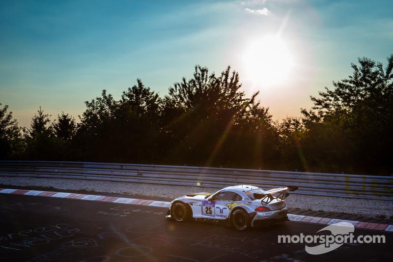 #25 Marc VDS Racing 宝马 Z4 GT3: 马克西姆·马丁, 约格·穆勒, 乌维·阿尔岑, 马可·惠特曼