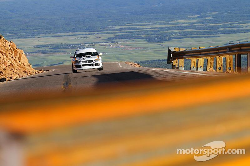#300 Subaru Impreza Sti: Andy Kingsley
