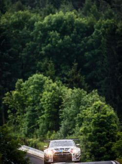 #30 Nissan GT Academy Team RJN Nissan GT-R Nismo GT3: Michael Krumm, Tetsuya Tanaka, Kazuki Hoshino, Katsumasa Chiyo