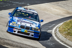 #183 Adrenalin Motorsport BMW E36 M3: Niels Borum, Maurice O'Reilly, Michael Eden