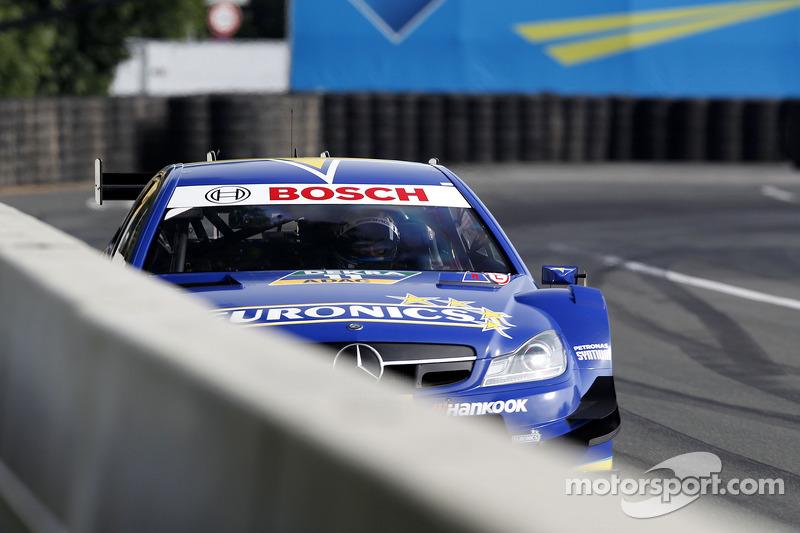 Gary Paffett, Mercedes AMG DTM-Takımı HWA DTM Mercedes AMG C-CoupÈ