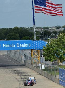 Josef Newgarden, Sarah Fisher Hartman Racing, Honda
