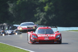 #31 Marsh Racing 雪佛兰克尔维特 DP: 埃里克·库兰, 鲍里斯·赛义德