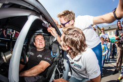 René Rast and Markus Winkelhock