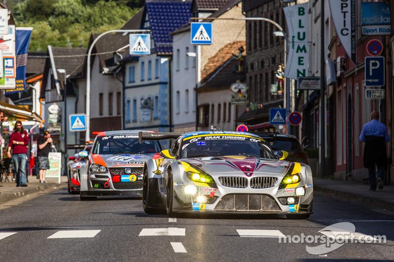 #25 Marc VDS Racing 宝马 Z4 GT3