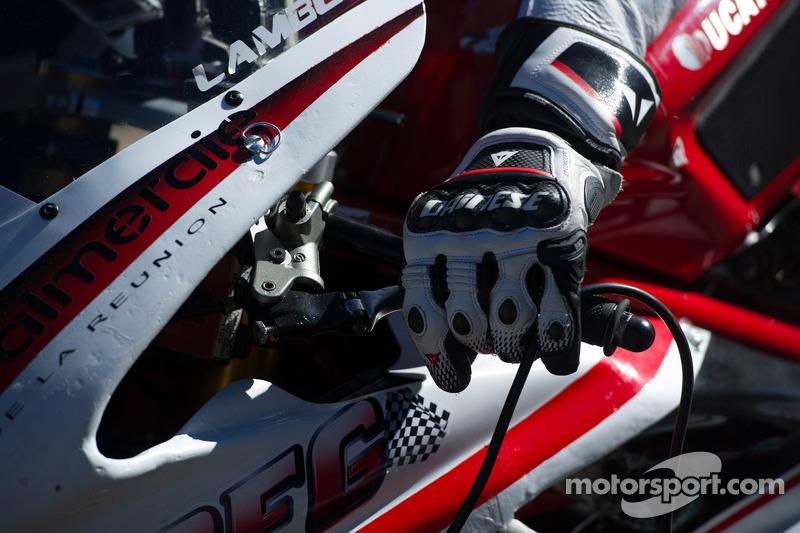 Ducati detayı
