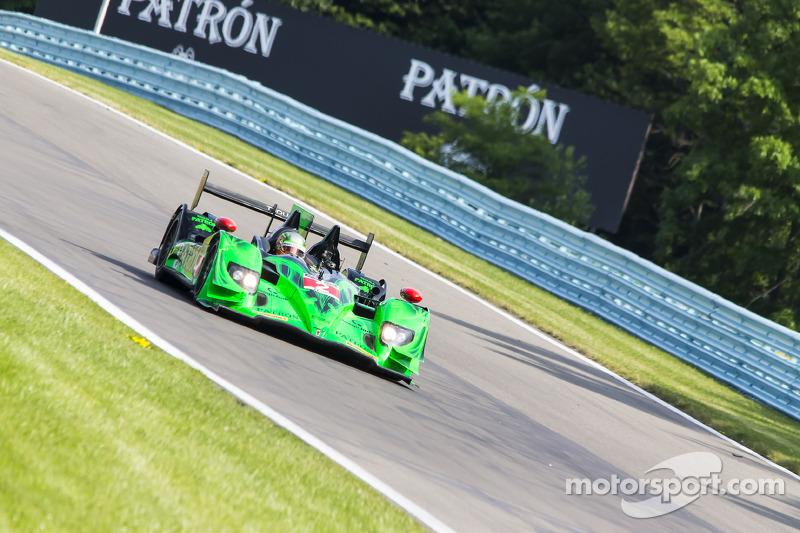 #2 Extreme Speed Motorsports HPD ARX-03b 本田: 埃德·布朗, 约翰内斯·范奥韦尔比克