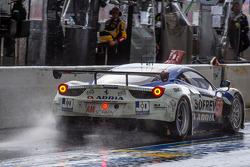 #58 Team Sofrev ASP 法拉利 458 Italia: 法比恩·巴特兹, 安东尼·庞斯, 苏海·阿亚里