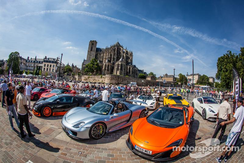 Supercars: McLaren P1 e Porsche 918 Spyder