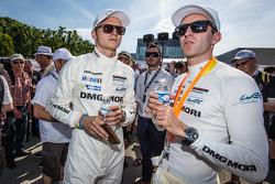 Marc Lieb and Timo Bernhard