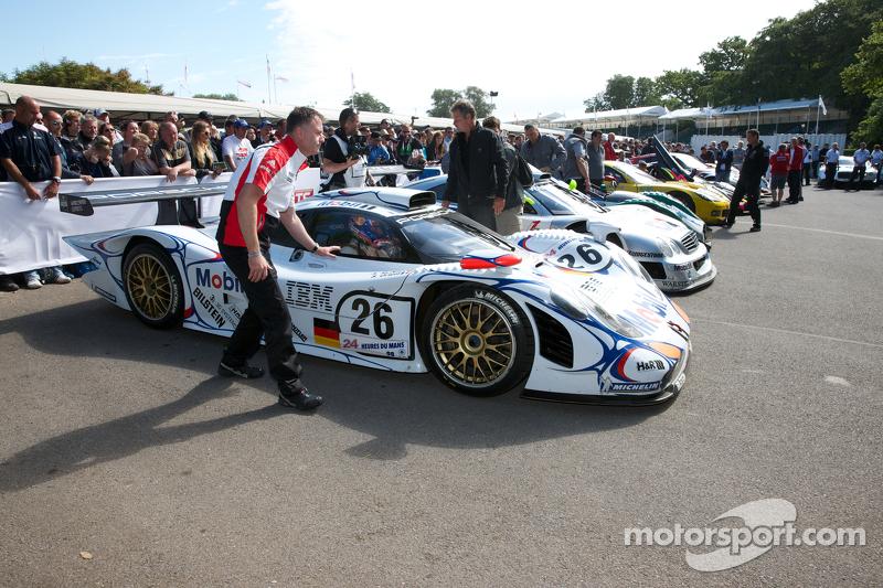 2014 Porsche Hybrid LMP1 - Mark Webber