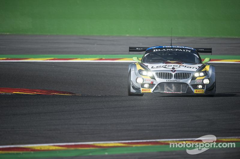 #66 Marc VDS Racing Team 宝马 Z4: 马克西姆·马丁, 约格·穆勒, 奥古斯托·法福斯